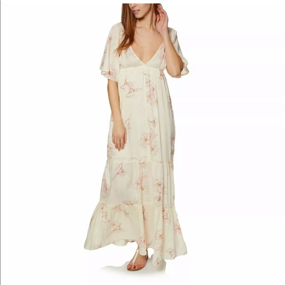 60755b1de811 Billabong Dresses & Skirts - Billabong Pacsun NWOT Seas The Day Maxi Dress
